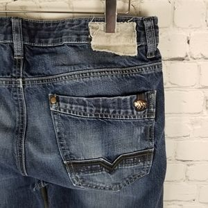 BUFFALO | Game bootcut distressed look jeans